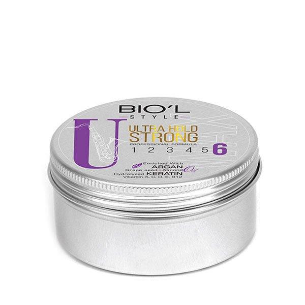 بیول - واکس مو حاوی روغن آرگان،هسته انگور،بادام و کراتین 150میل