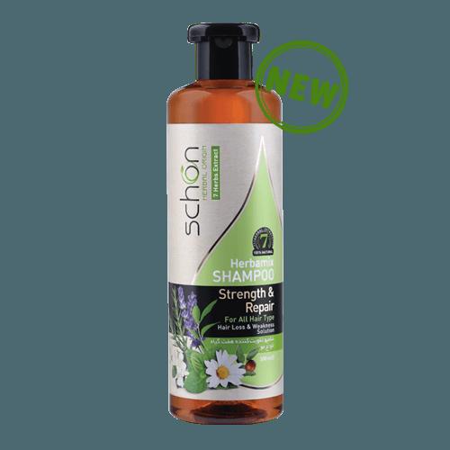 شامپو هفت گیاه (هربامیکس) شون