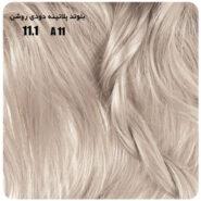 رنگ موی بیول بلوند پلاتینه دودی روشن 11.1