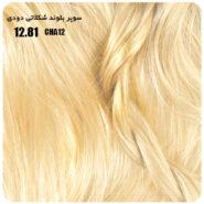 رنگ موی بیول سوپر بلوند شکلاتی دودی 12.81