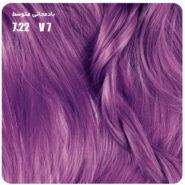 رنگ موی بیول بادمجانی متوسط 7.22