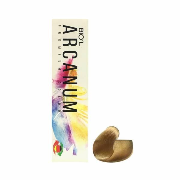 رنگ مو آرکانوم بلوند شکلات عسلی پلاتینه شماره 10.83