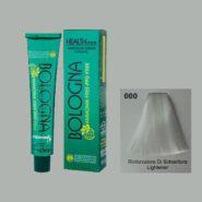 رنگ مو بدون آمونیاک بلونیا روشن کننده شماره 000