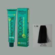 رنگ مو بدون آمونیاک بلونیا مشکی پرکلاغی شماره 10.1