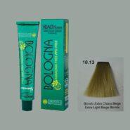 رنگ مو بدون آمونیاک بلونیا بلوند بژ پلاتینه شماره 10.13