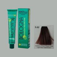 رنگ مو بدون آمونیاک بلونیا یاقوتی روشن شماره 5.62