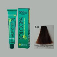 رنگ مو بدون آمونیاک بلونیا قرمز بلوطی روشن شماره 5.66