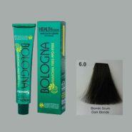 رنگ مو بدون آمونیاک بلونیا بلوند تیره سری طبیعی شماره 6.0