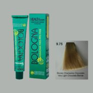 رنگ مو بدون آمونیاک بلونیا بلوند شکلاتی خیلی روشن شماره 9.75