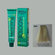 رنگ مو بدون آمونیاک بلونیا بلوند خیلی روشن الترا شماره 900