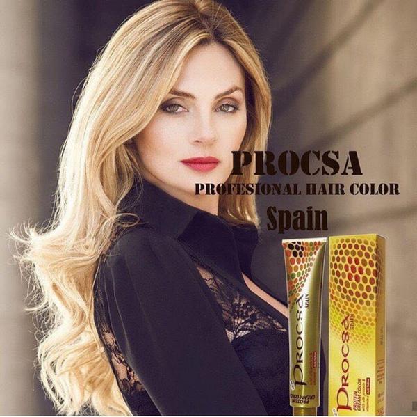 رنگ موی پروکسا