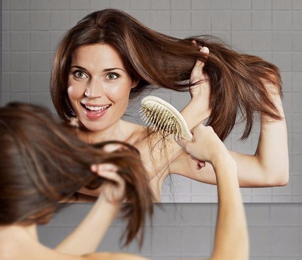 راه های جلوگیری از ریزش مو و رشد مو