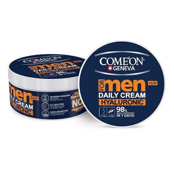 کرم مرطوب کننده مردانه کامان کاسه ای