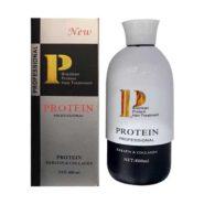 پروتئین تراپی مو با مواد برزیلی